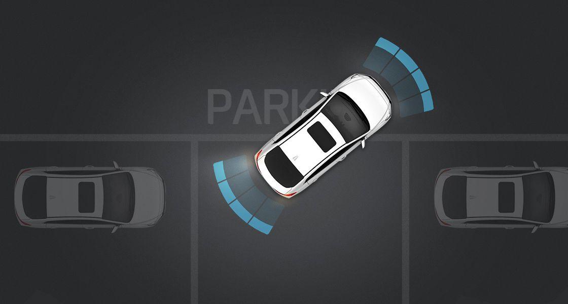 Prednji i zadnji parking senzori (PAS)